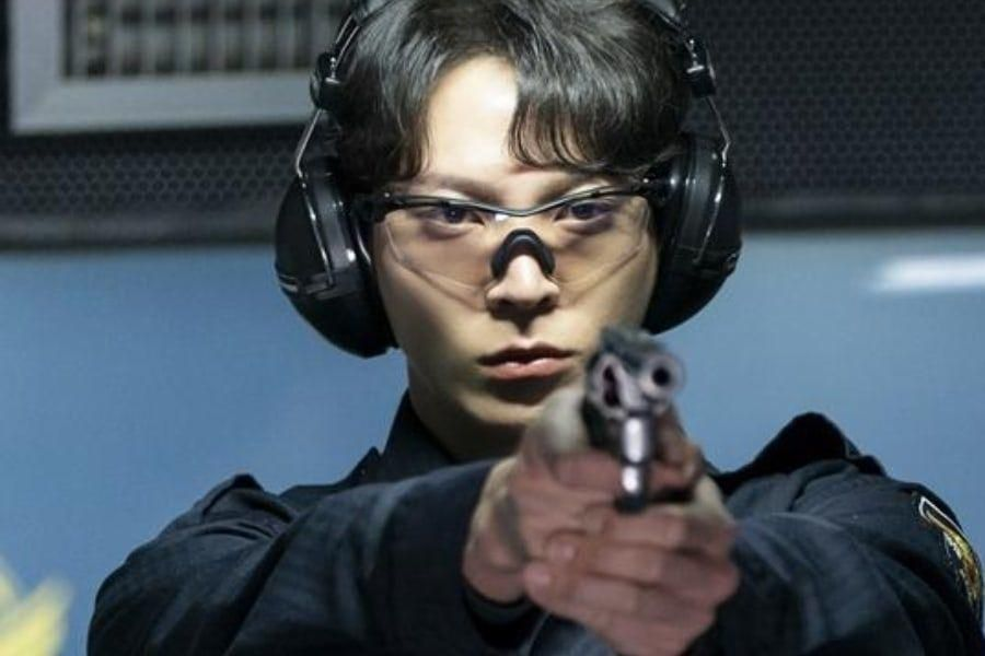 "Joo Won Transforms Into A Determined Detective For Upcoming Sci-Fi Drama ""Alice"""