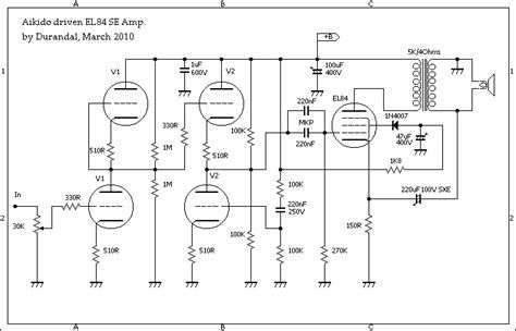el84 se amp schematic se el84 amp how to get the rightel84 se amp schematic se el84 amp how to get the right