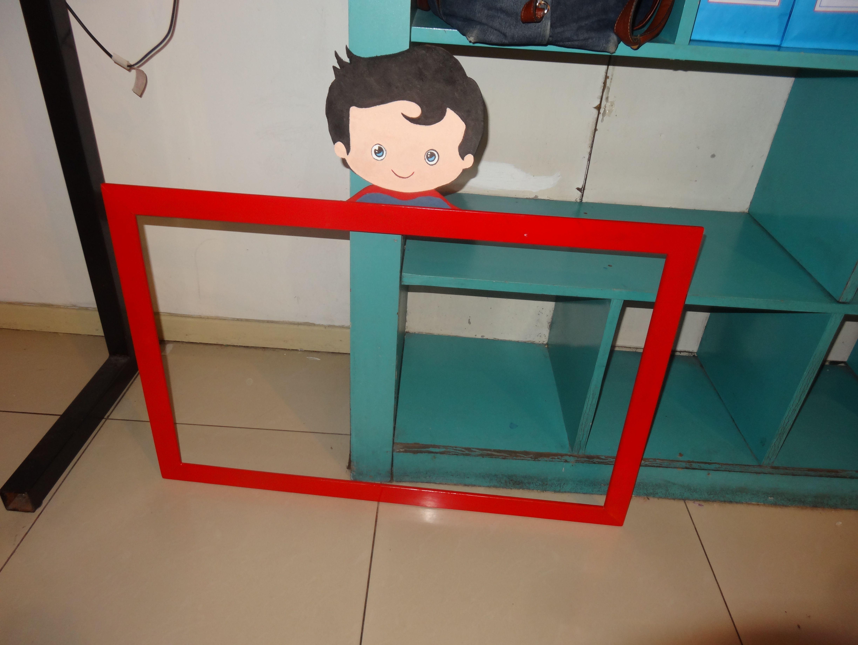 marco para fotografias mini superman | Fiestas para niños by Claudia ...