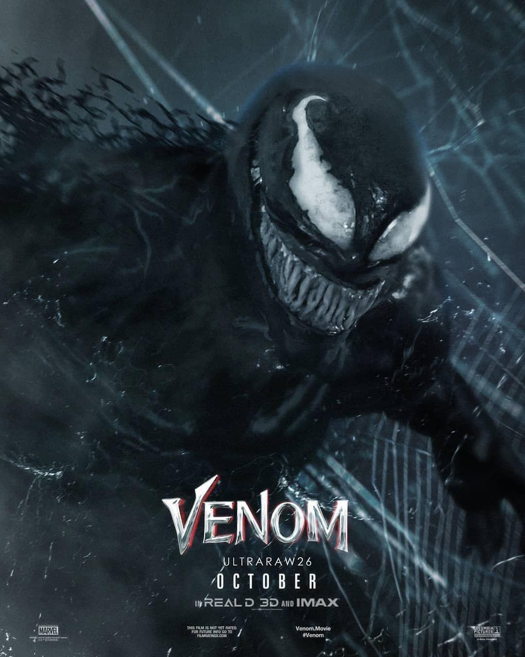 Venom Tomhardy Tomhardyisvenom Sony Spiderman Movies Marvel Movies2018 Comics Avengersinfinitywar Avengers Comic To Venom Venom Movie Marvel Venom