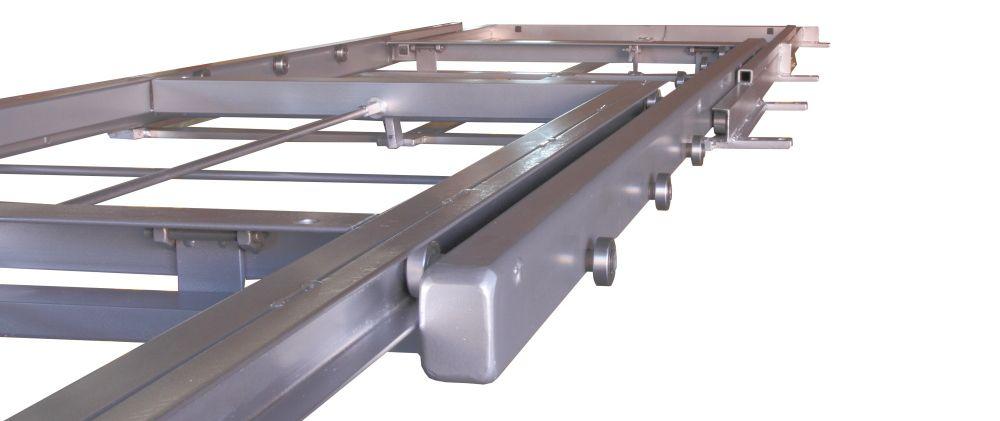 CARGOGLIDE® CG2200XL CargoGlide Truck bed rails