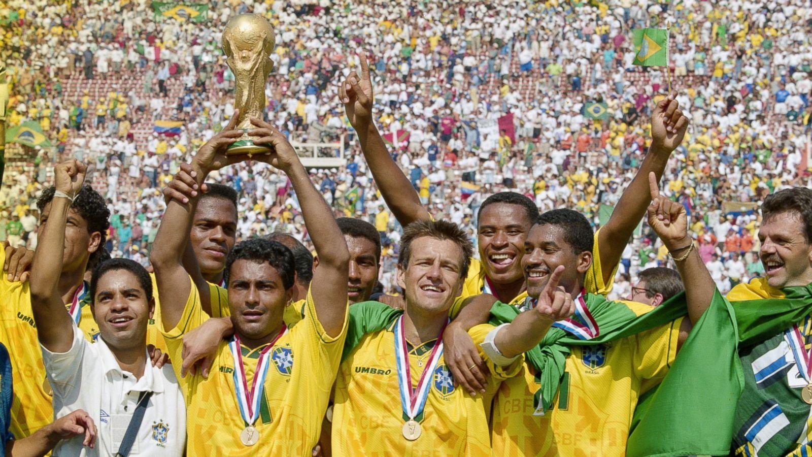 1994 FIFA World Cup Winner - Brazil