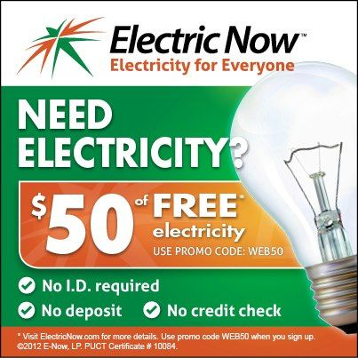 Electric companies in dallas tx with no deposit