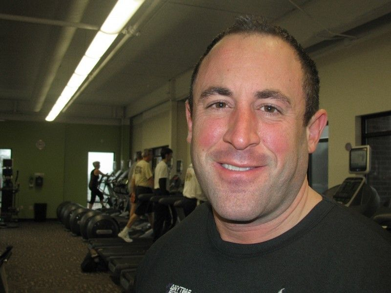 Andy gundlach fitness fitness club anytime fitness