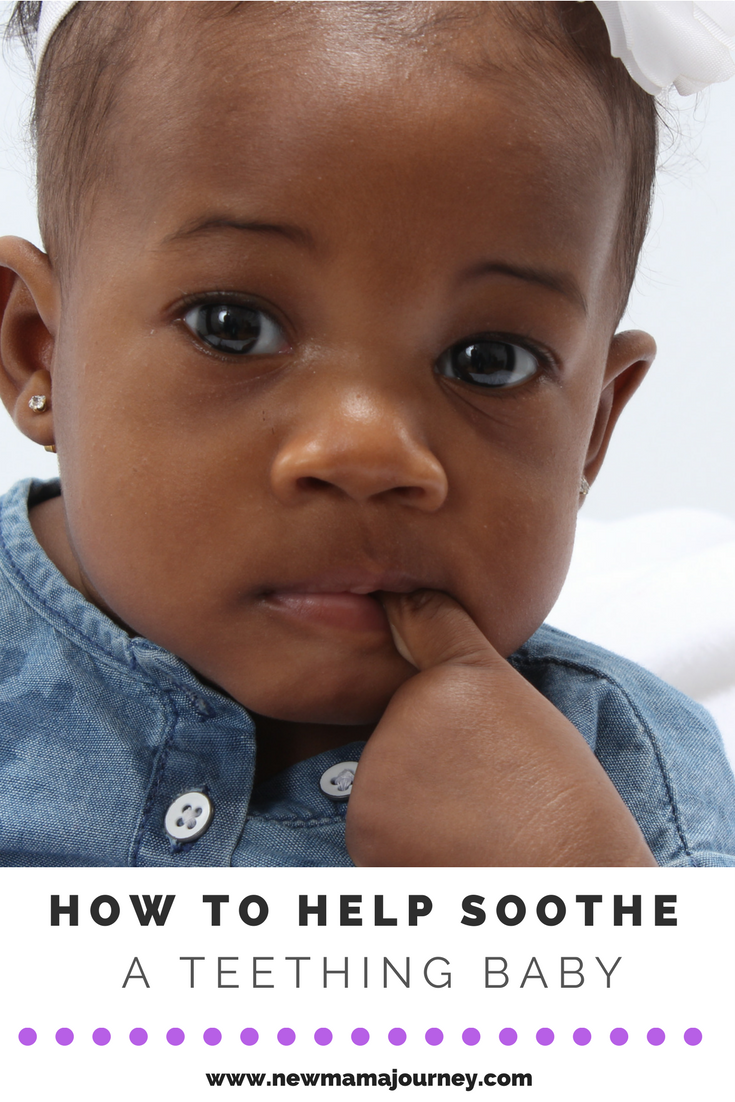 how to help soothe a teething baby | new mama | pinterest | teething