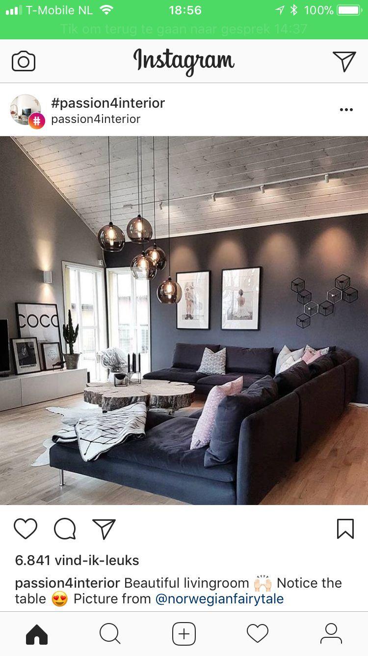 Pin van Annemarie Kromhout op Interieur | Pinterest - Huiskamer ...