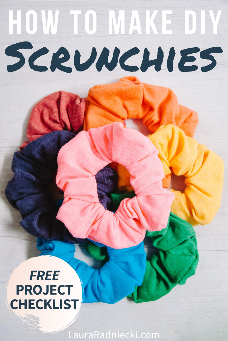Photo of How to Make DIY Scrunchies