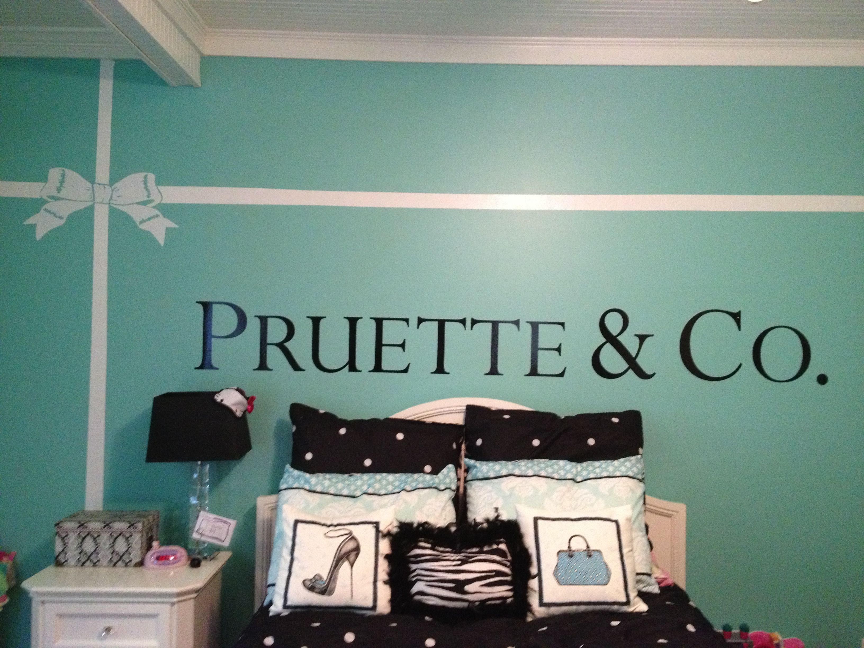 Awesome Ideas Of Tiffany Blue Wall Decor - Best Home Design Ideas ...