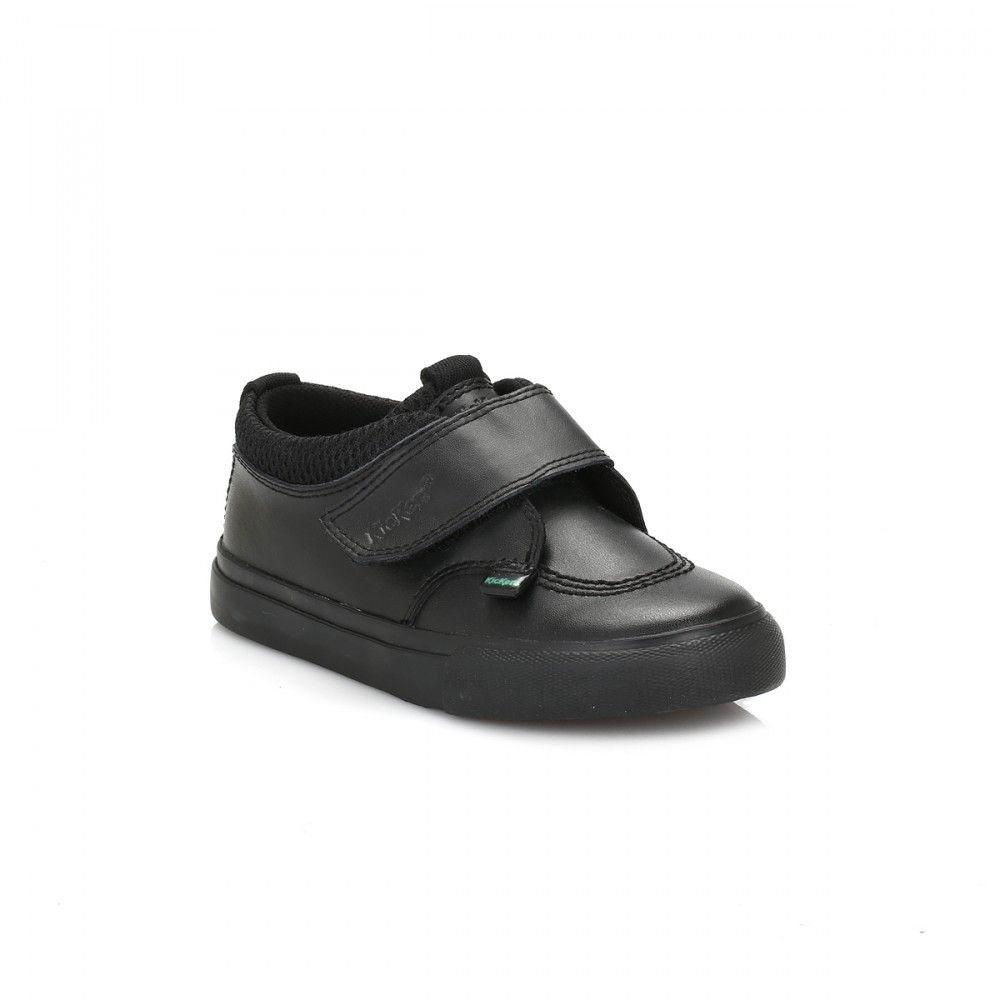 df8d6d813c3bb Kickers Infant Black Tovni Leather Shoes · Kid ShoesTowerLeather ShoesInfant LondonKidsLeather ...