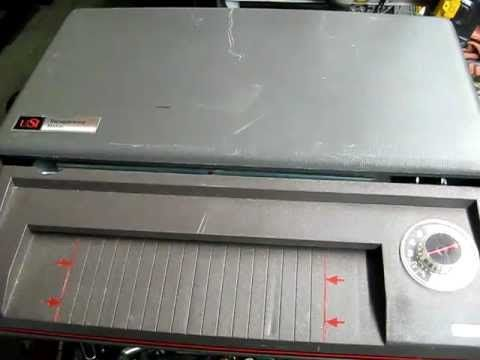 How to Lamp Reset Transparency Maker THERMOFAX USI , 3M