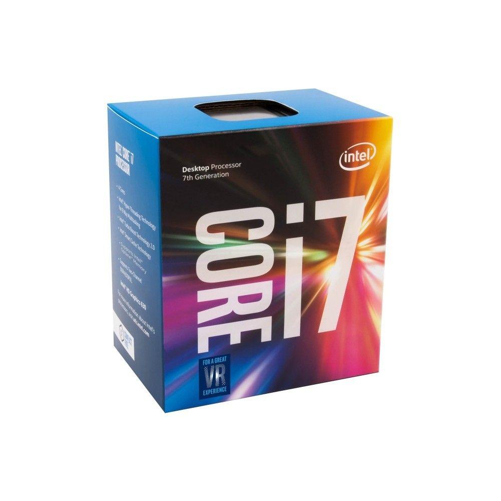 Intel Core I7 I7 7700k Quad Core 4 Core 4 20 Ghz Processor Socket H4 Lga 1151 Retail Pack Intel Core Intel Processors Intel
