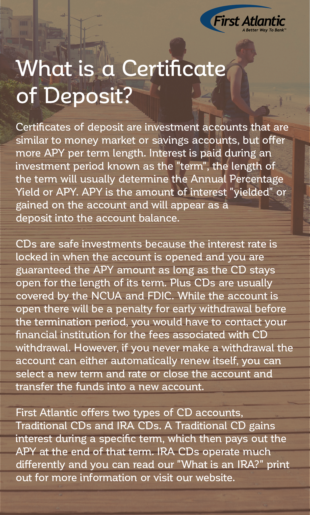 What Is A Certificate Of Deposit Ever Wanted To Know What A Cd