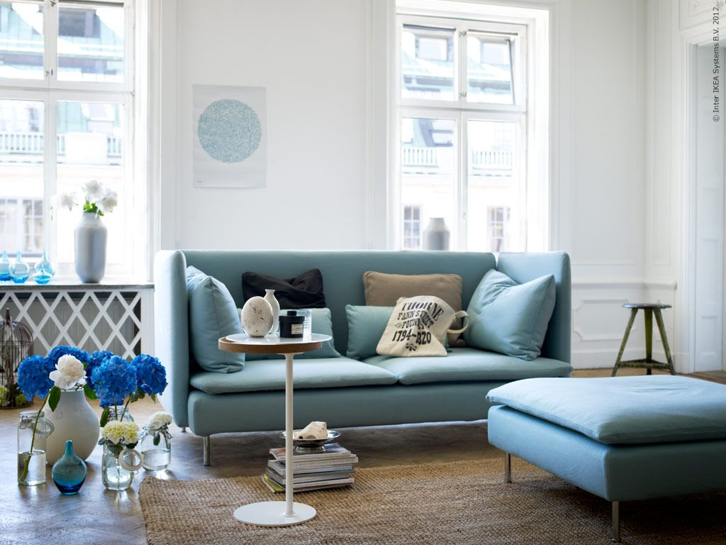 Pin by Imke H on wohnen | Pinterest | Living rooms, Blue lounge and Room