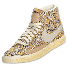 Nike x Liberty Blazer Sneakers makes me want to wear sneakers  fresh