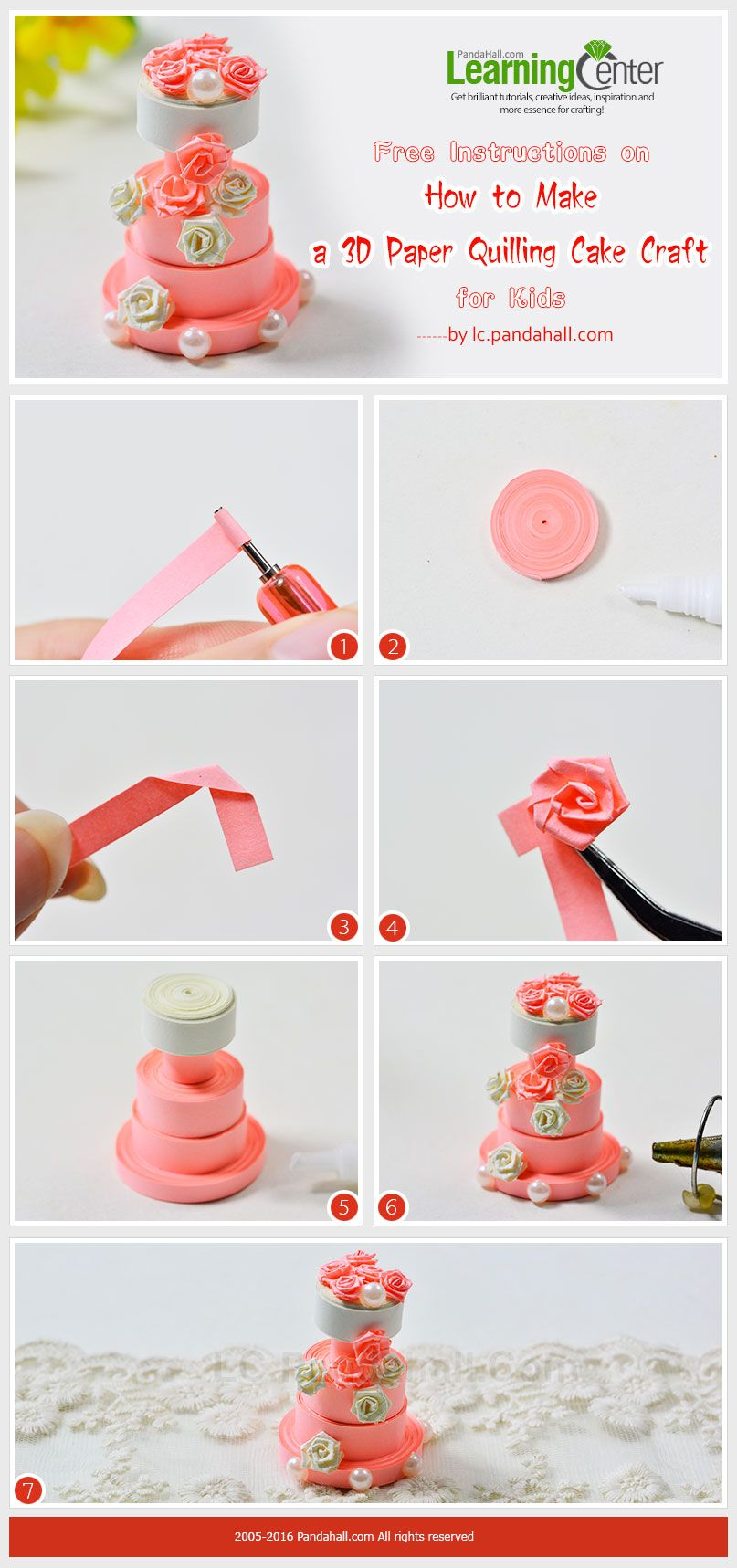 quilling instructions for kids