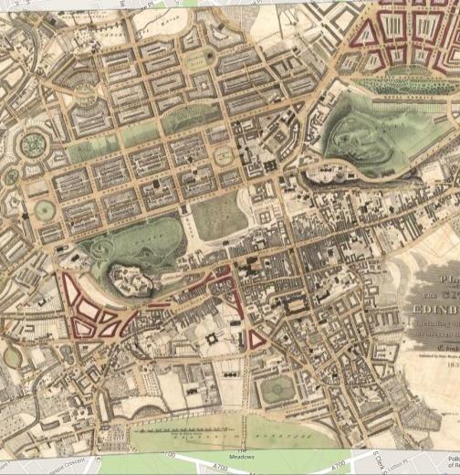 London - OS Town Plan 1893-6 - Google Maps Gallery