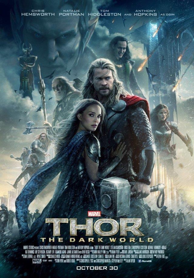 Trailer De Thor O Mundo Sombrio Revela Detalhes Da Sequencia