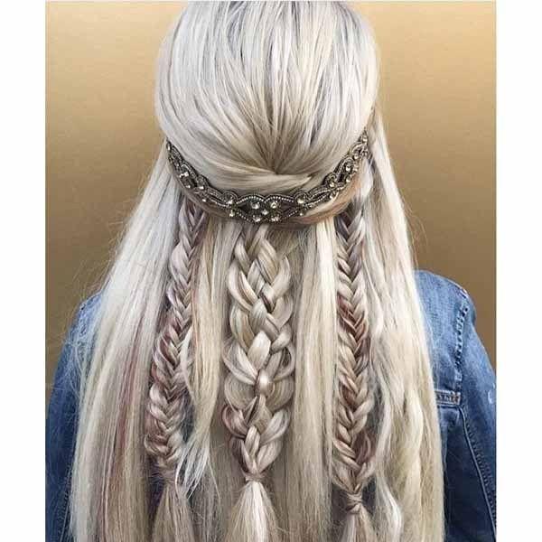 Photo of Festival Hair – Behindthechair.com
