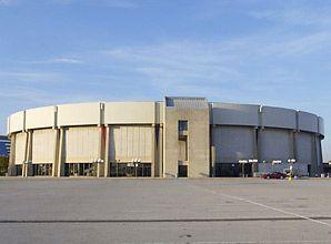Nassau Coliseum Nassau Coliseum Long Island Ny Fire Island