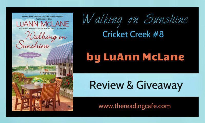 Luann Mclane Cricket Creek Series