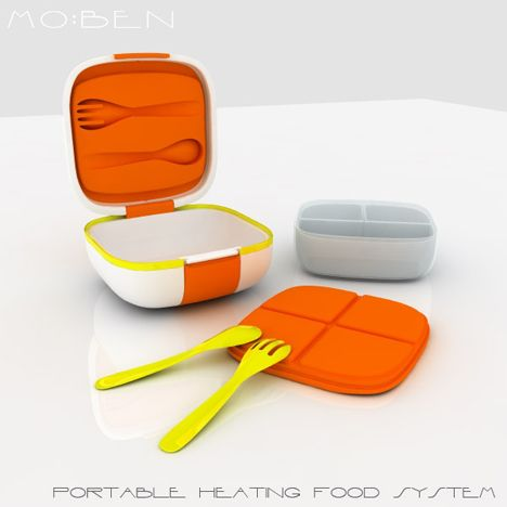 6e17e1de97d8 15 Stylish Lunchboxes and Cool Lunchbox Designs. | Product Design ...
