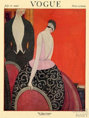 Vogue July-1920