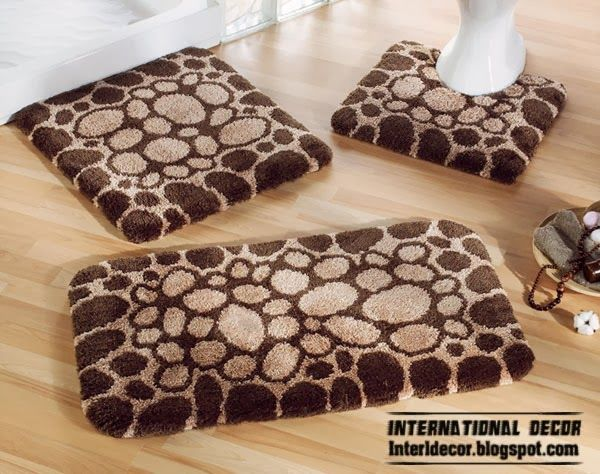 Wondrous Brown Bathroom Rugs And Rug Sets Carpets Bathroom Rugs Home Remodeling Inspirations Genioncuboardxyz