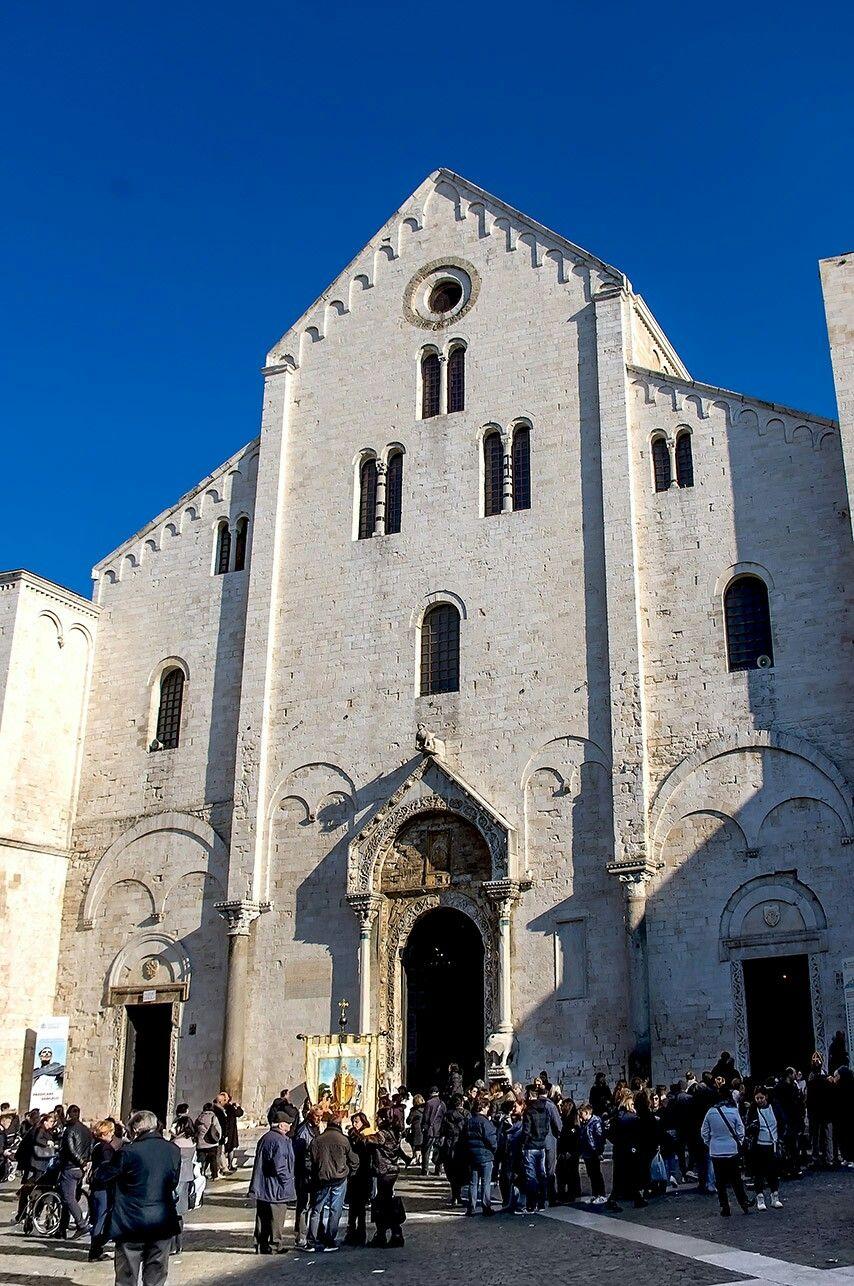 BARI  Basilica di S.Nicola
