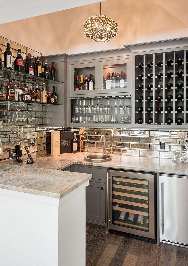 Best Sherwin Williams Sw7019 Gauntlet Gray Bar Cabinet Paint 400 x 300