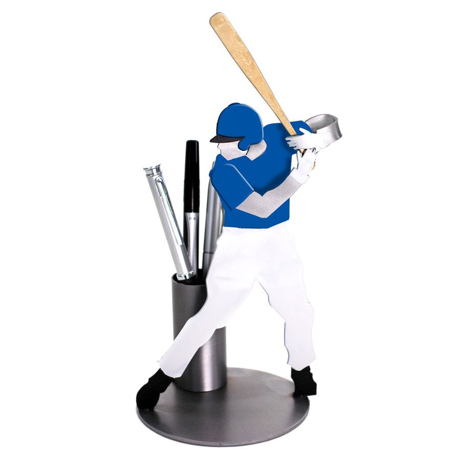 Our Baseball Pen Holder makes excellent & unique gift for any ...