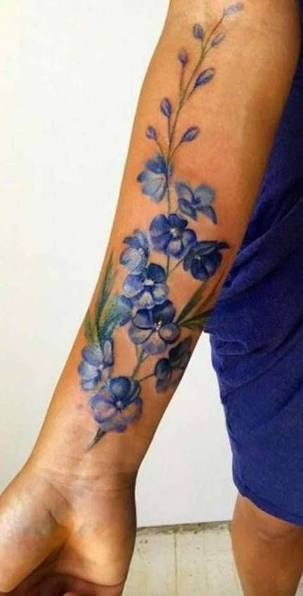 60 Best Ideas For Womens Tattoo Sleeve Colorful Flower