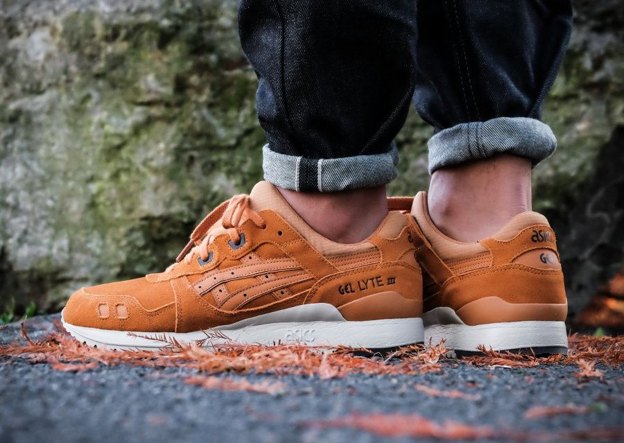 chaussure-asics-gel-lyte-3-iii-suede-ginger-honey-HL7U2 3131 (3 ... 686860972