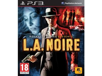 PS3 Used Game: L.A. Noire - http://tech.bybrand.gr/ps3-used-game-l-a-noire/