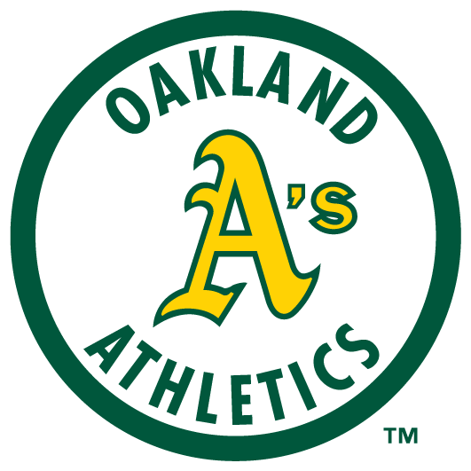 Resultado de imagen para logo oakland athletics