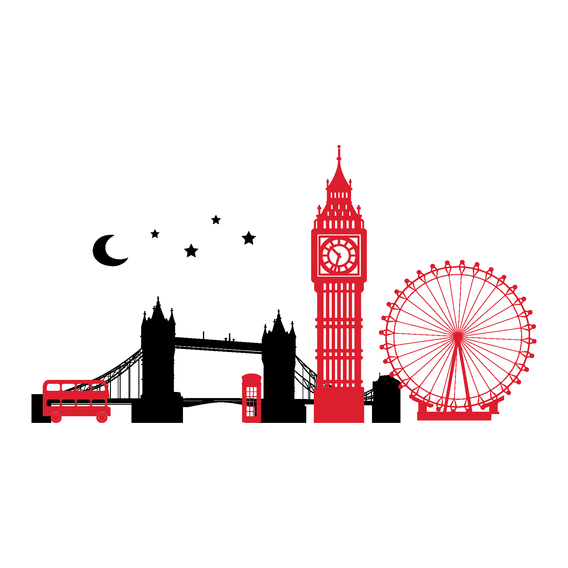 Line Drawing Tattoos London : London skyline tattoos google search
