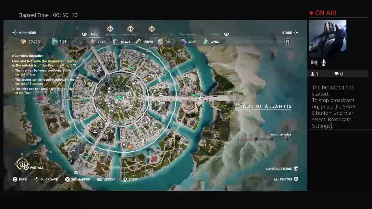 Assassin Creed Odyssey Dlc Fate Of Atlantis Episode 3 Assassins Creed Odyssey Atlantis Assassins Creed The fate of atlantis episode 3
