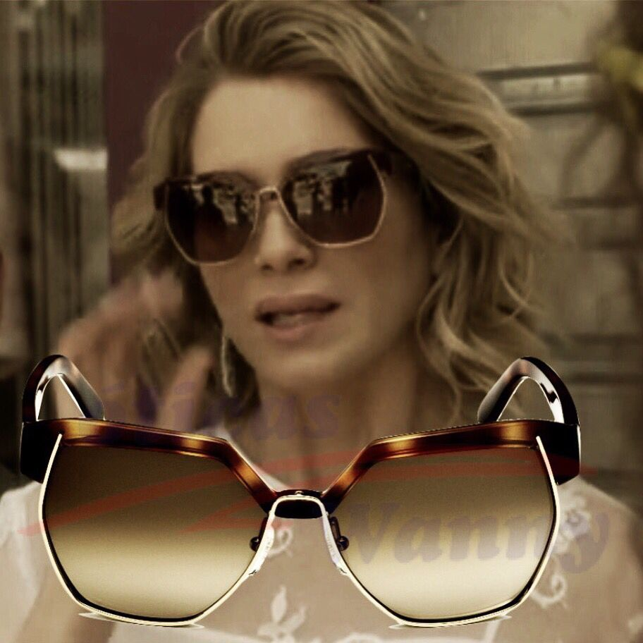 5a92f63339c7e Para os looks sofisticados de Soraya, personagem de Letícia Spiller na  novela I love Paraisópolis