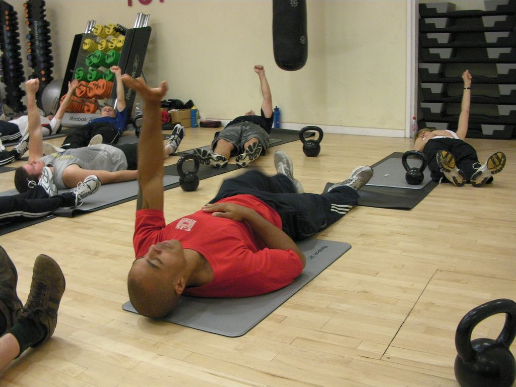 Physical rehabilitation is a major part to recovering from