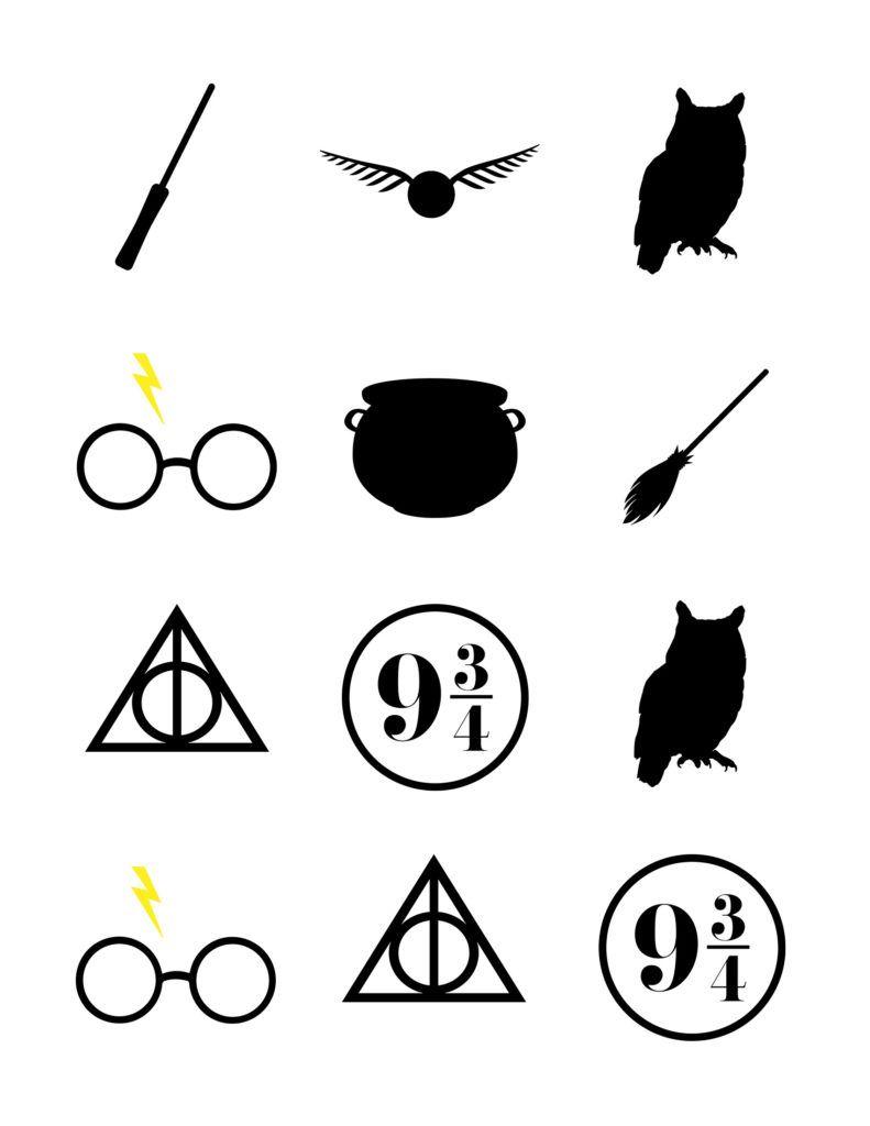 Harry Potter Baby Shower Ideas Amp Free Printables DIY