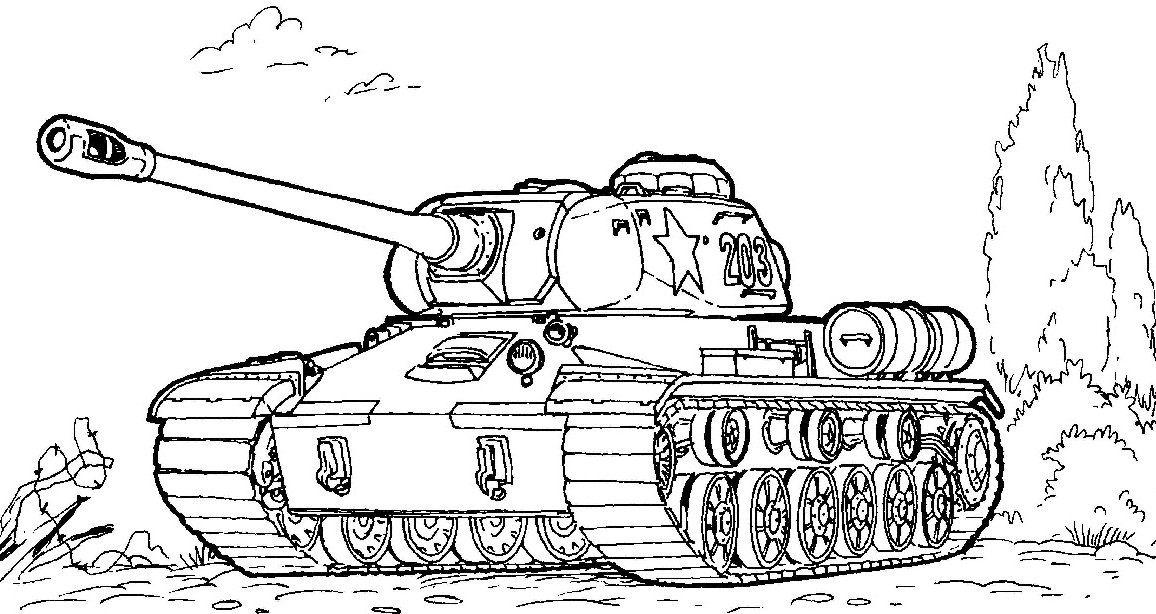 Dibujos De Tanques Para Colorear Jpg 1156 614 Carros Para Colorear Dibujos De Armas Tanques