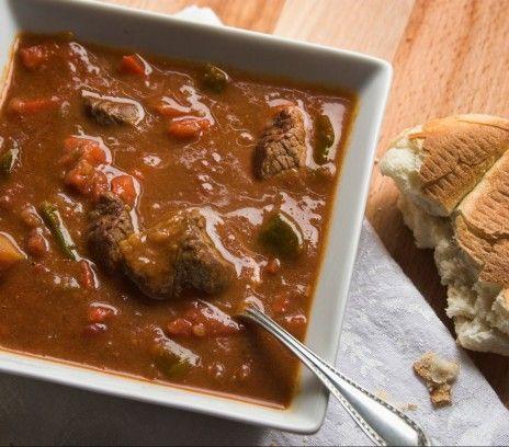 Polski Gulasz Na Zimne Dni Przepisy Magda Gessler Smaki Zycia Goulash Recipes Crockpot Pork Chops