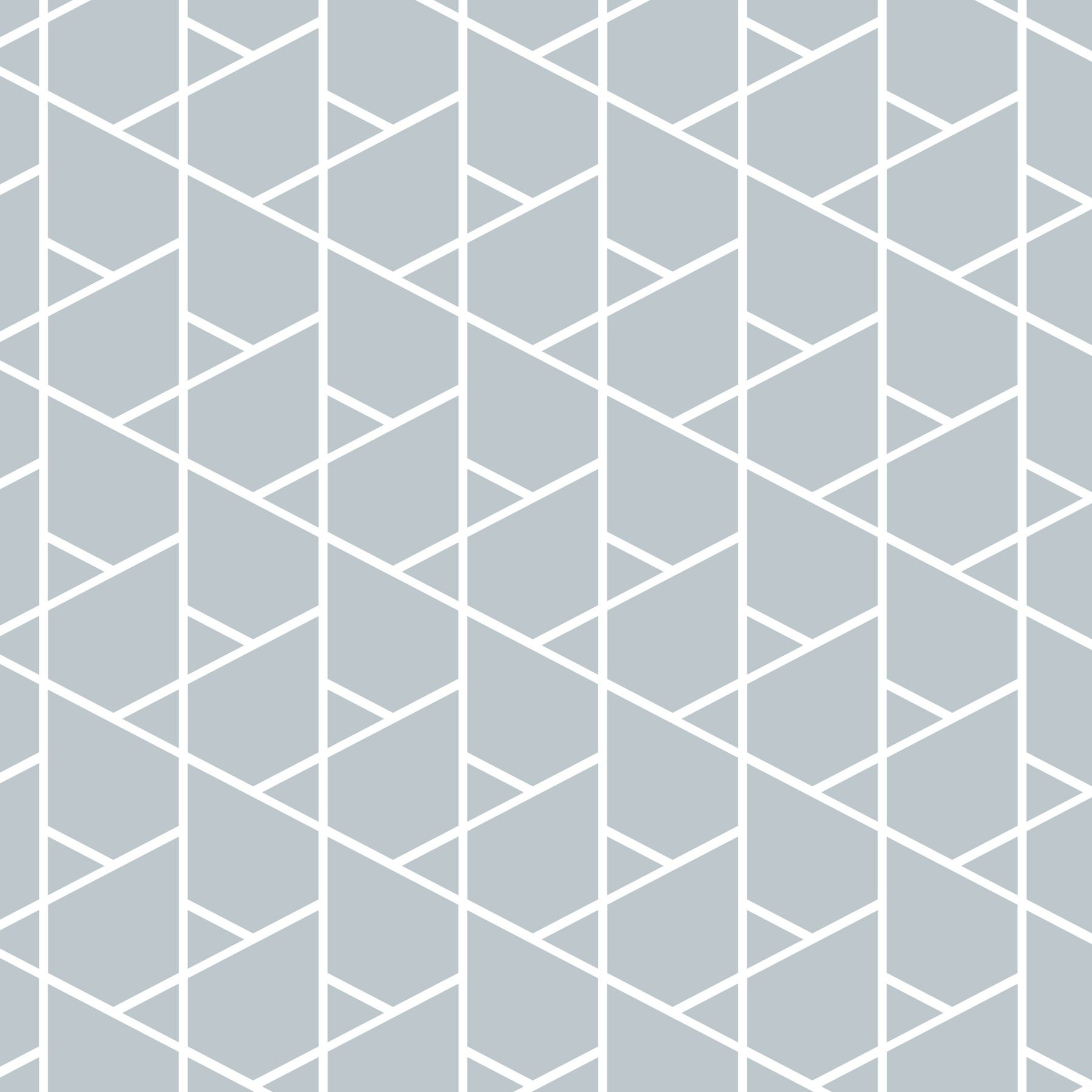 Papel De Parede Cinza Geometrico Adesivo 2 70x0 57m Leroy Merlin