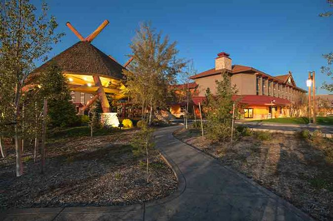 Winning Architecture 10 Native Owned Casinos With Stunning