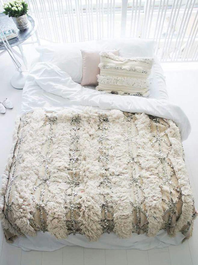 Handira o Wedding Blankets