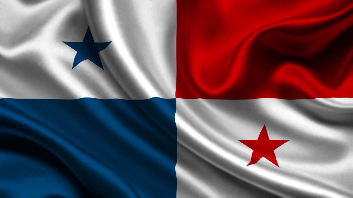 Bandera De Panama Bandera Panama Banderin Banderas