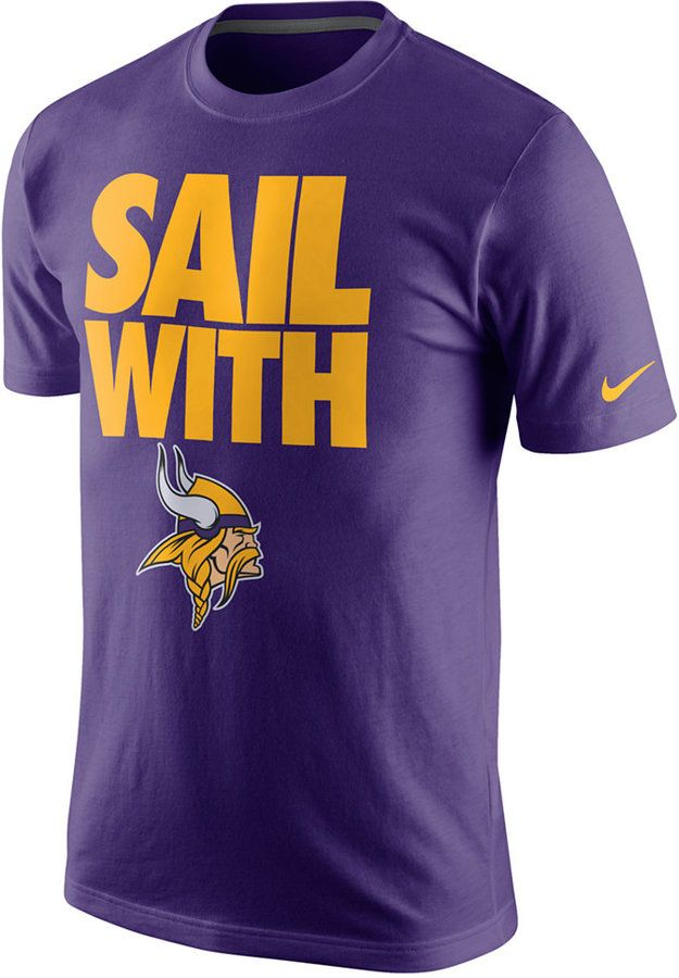 Minnesota Punisher T Shirt  Vikings Football Fan Tee