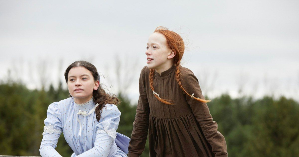 Which Anne Of Green Gables Character Are You Take The Quiz With