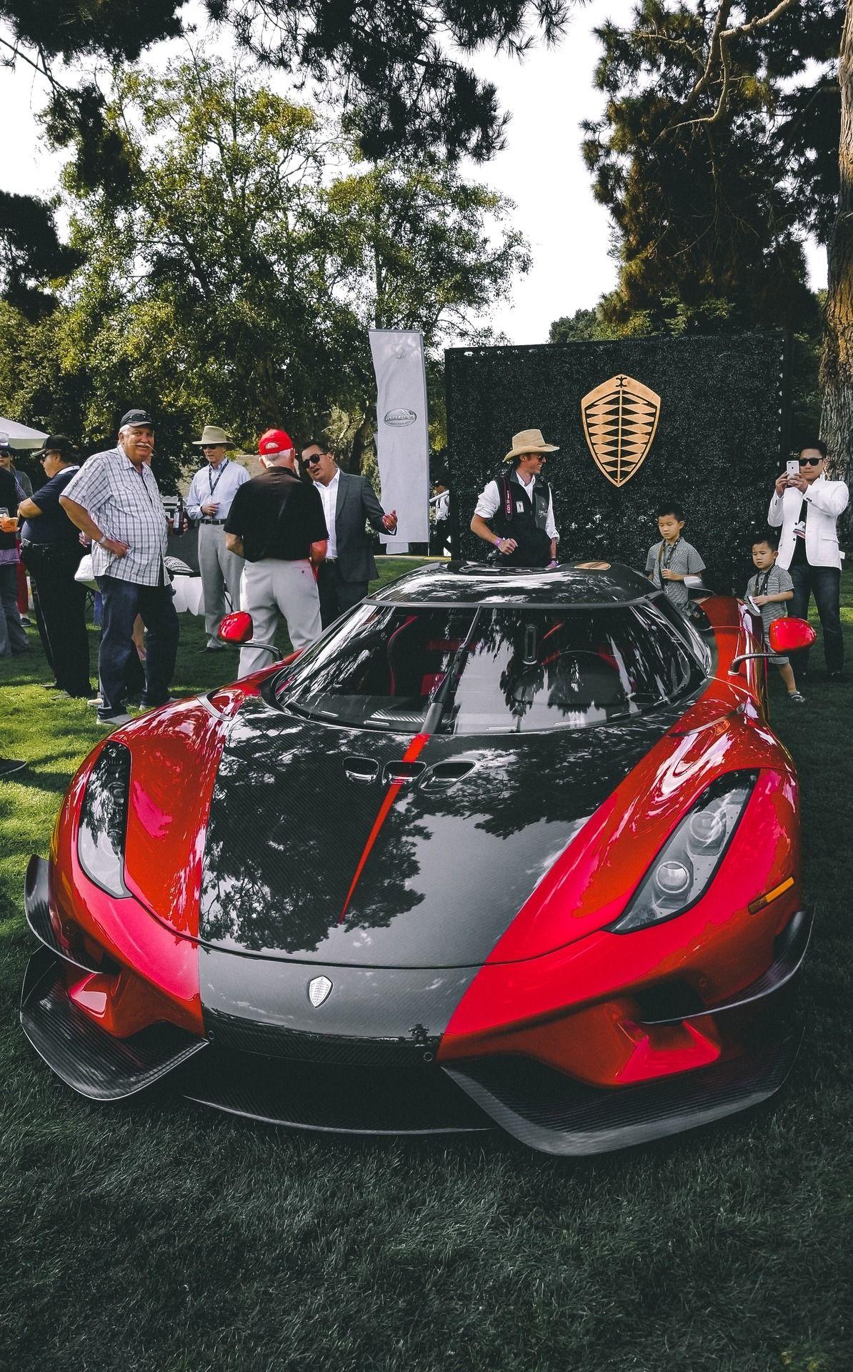 Dreamer Garage Srbm Regera Photo Super Cars Futuristic Cars Top Cars