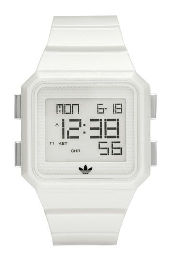 f0f4836ef5 adidas Originals 'Peachtree' Digital Watch available at #Nordstrom ...
