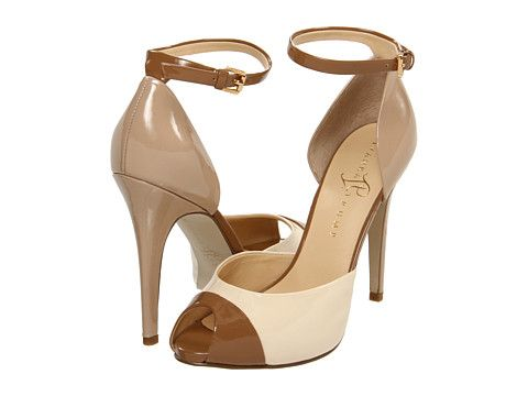 3e141513f6 Ivanka Trump Barina Heel - The colors are very classic along with the  design. The creme, nude and tan will go beautifully with almost every  color, ...